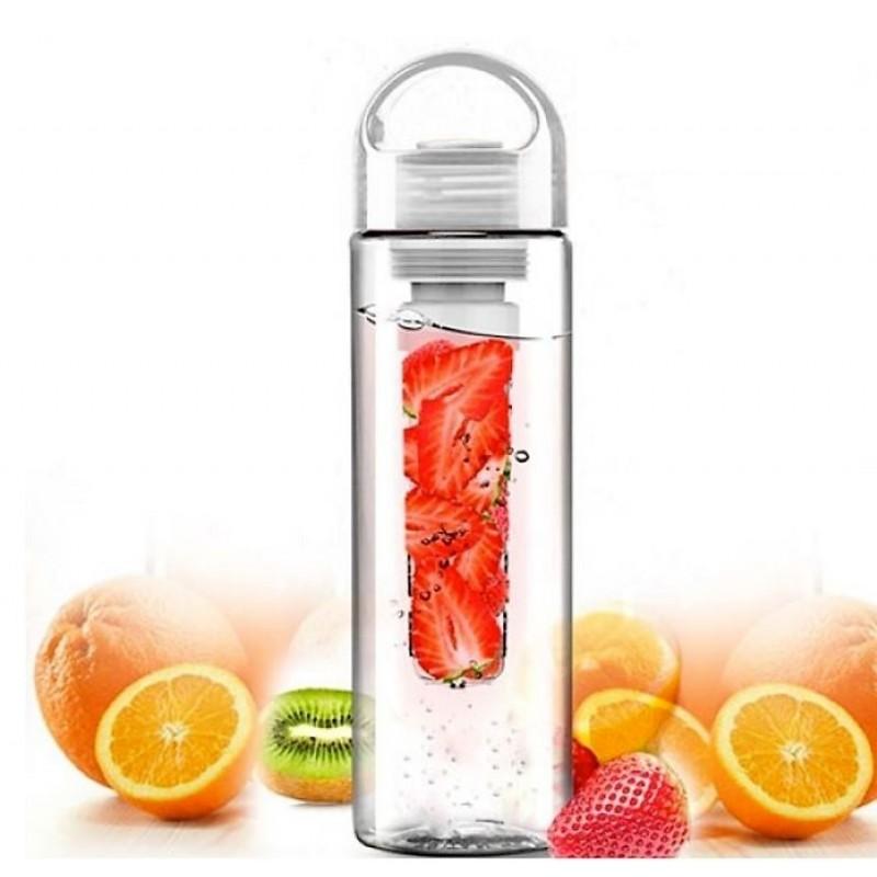 Bouteille Sport avec filtre Infuseur à fruits